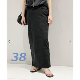 DEUXIEME CLASSE - AP STUDIO ウォッシュタイトスカート 38