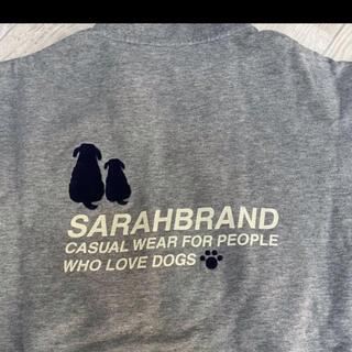 サマンサモスモス(SM2)のサイズ合えば男女問わず「Sarah brand  」(Tシャツ/カットソー(半袖/袖なし))