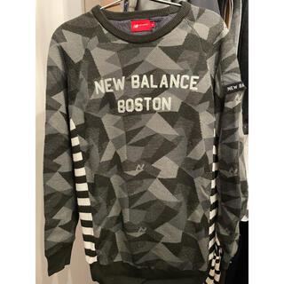 ニューバランス(New Balance)の【NewBalance】セーター/ゴルフ/防風加工(ウエア)