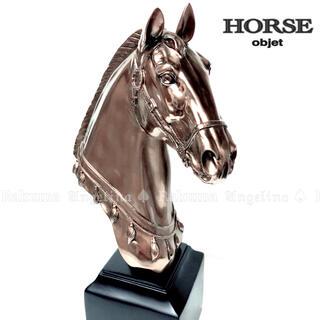 エルメス(Hermes)のHERMÉS 好きな方・美術品 馬のオブジェ 馬の置物【新品 未使用】(彫刻/オブジェ)