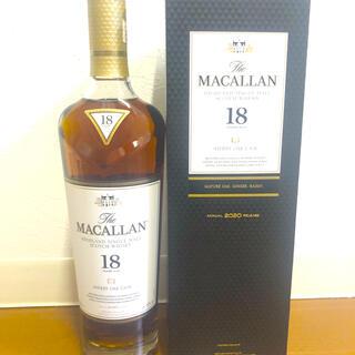サントリー - 最安価 新品未開封 マッカラン18年 ウイスキー サントリー