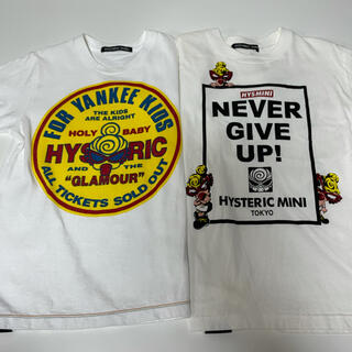 HYSTERIC MINI - hysteric mini  Tシャツ size 120 (41) (42)