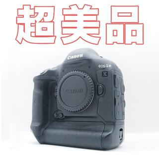 Canon - 【超美品】【送料込】Canon デジタル一眼カメラ EOS-1D X