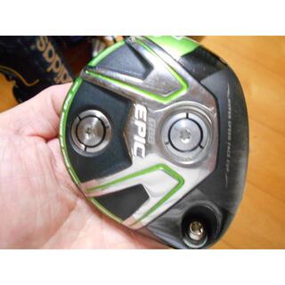 Callaway Golf - GBB EPIC SUB ZERO サブゼロ  5W ヘッド