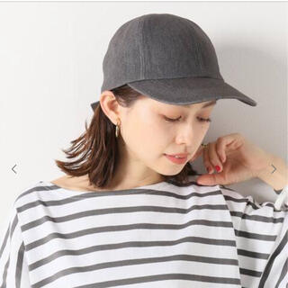 IENA - shinonagumo シノナグモ ABLEキャップ 帽子 イエナ