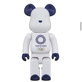 メディコムトイ(MEDICOM TOY)のBE@RBRICK  東京2020オリンピックエンブレム 1000% (キャラクターグッズ)