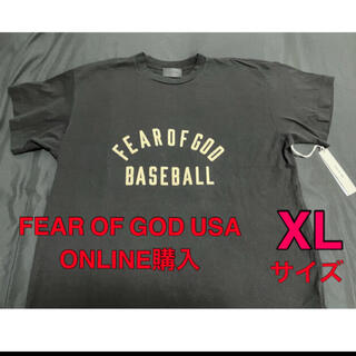 FEAR OF GOD - 希少 XL‼️ fear of god 7th collection Tシャツ