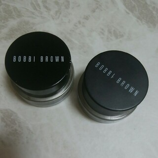 BOBBI BROWN - ボビィブラウン ジェルアイライナー ブラック2個セット