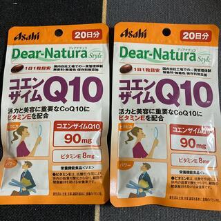 アサヒ - 新品✨ディアナチュラ✨コエンザイムQ10✨20日分✨2袋セット