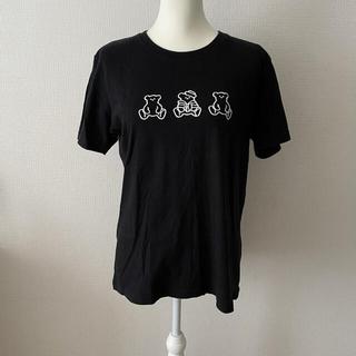 メリージェニー(merry jenny)のメリージェニー Tシャツ ベア(Tシャツ(半袖/袖なし))