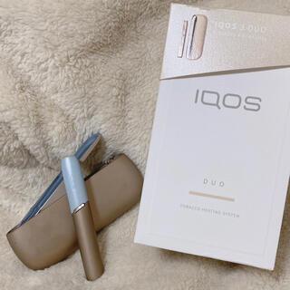 IQOS - ☆ IQOS 3 DUO ゴールド ☆