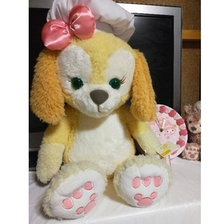 Disney - クッキーアン  ぬいぐるみ M サイズ  香港ディズニー