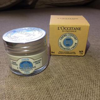 ロクシタン(L'OCCITANE)のLOCCITANE  ロクシタン シア エクストラクリーム ライト 50ml(フェイスクリーム)