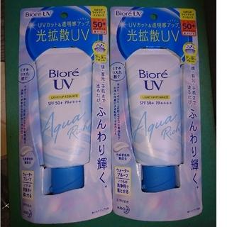 ビオレ(Biore)のビオレUV アクアリッチ ライトアップエッセンス(70g)(日焼け止め/サンオイル)