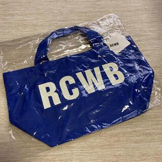 ロデオクラウンズワイドボウル(RODEO CROWNS WIDE BOWL)の新品未使用♡RODEO CROWNS♡トートバッグ(トートバッグ)