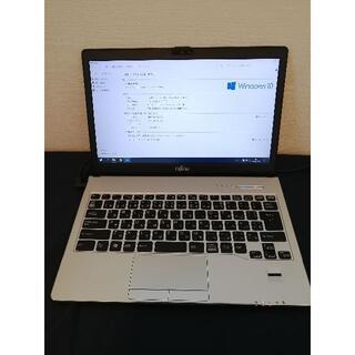 富士通 - 富士通 LIFEBOOK  S935/K i5-5300  10GB 240GB