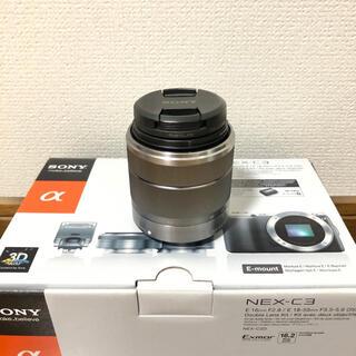 SONY - Sony E 18-55mm F/3.5-5.6 OSS SEL1855 レンズ