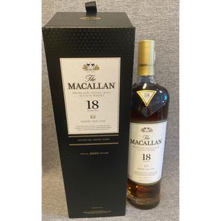 ■シングルモルト ウイスキー ザ マッカラン 18年 【ギフトボックス】