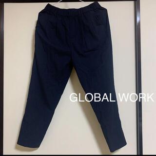 グローバルワーク(GLOBAL WORK)のグローバルワーク タック入りパンツ(カジュアルパンツ)