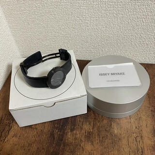 ISSEY MIYAKE - イッセイミヤケ Issey miyake TO 腕時計 ブラック