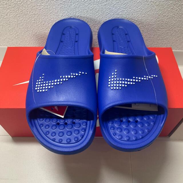 NIKE(ナイキ)の【新品未使用】NIKE SLIDE SHOWER VICTORYONE 24cm メンズの靴/シューズ(サンダル)の商品写真