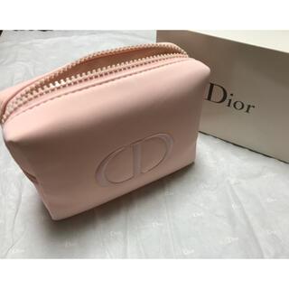 Christian Dior - 非売品 ノベルティ コスメポーチ クリスチャンディオール ピンク 新品
