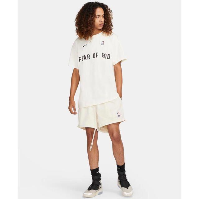 NIKE(ナイキ)のNIKE Fear of God ショートパンツ ハーフパンツ FOG M メンズのパンツ(その他)の商品写真