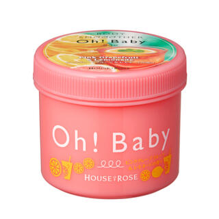 HOUSE OF ROSE - Oh!Baby(オーベイビー) ボディスムーサー ピンクグレープフルーツの香り