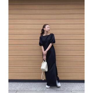 TODAYFUL - 【大人気】louren    puff sleeve onepiece