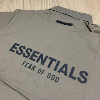 FEAR OF GOD - XS 21SS FOG Fear Of God Essentials ポロシャツ