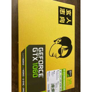GeForce GTX1060 6GB 玄人志向 グラフィックボード