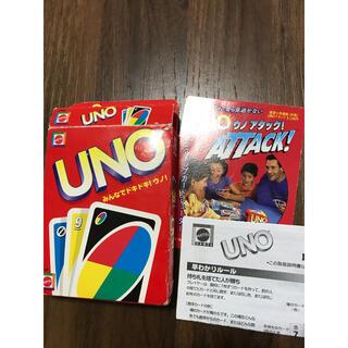 UNO カードゲーム ボードゲーム unoウノ(トランプ/UNO)