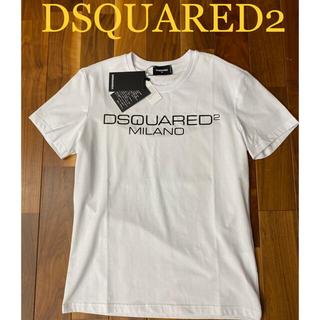 ディースクエアード(DSQUARED2)の新品未使用ディースクエアードスクエアロゴTシャツ(Tシャツ/カットソー(半袖/袖なし))