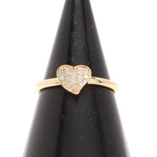 STAR JEWELRY - スタージュエリー リング 指輪 K18 ダイヤ