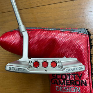 Scotty Cameron - スコッティキャメロン ニューポート2 34インチ ヘッドカバー付き