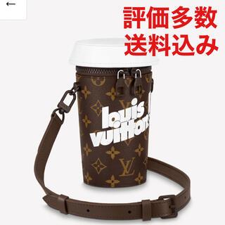 LOUIS VUITTON - ルイヴィトン コーヒーカップ ショルダーバッグ