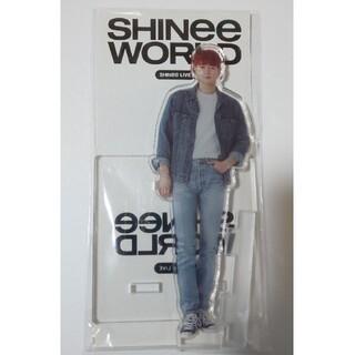 シャイニー(SHINee)のSHINee ミンホ アクリルスマートフォンスタンドのみ(アイドルグッズ)