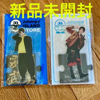 Johnny's - SixTONES 髙地優吾 アクスタ 2体セット