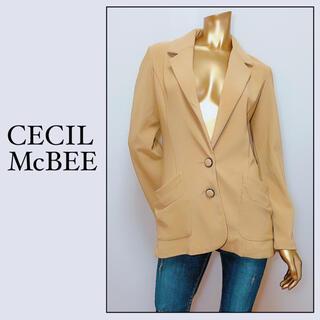 CECIL McBEE - CECIL McBEE ストレッチ テーラードジャケット*dazzlin