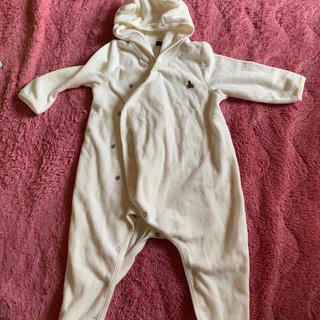 ベビーギャップ(babyGAP)の赤ちゃんクマさんロンパース(ロンパース)