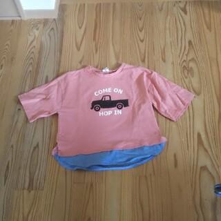 サマンサモスモス(SM2)の130 新品 Tシャツ   SM2(Tシャツ/カットソー)