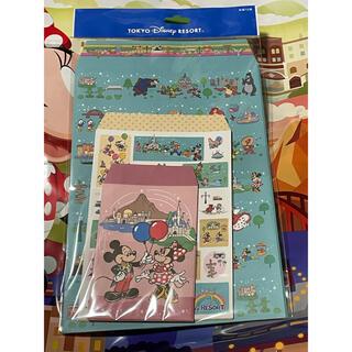 Disney - ディズニーリゾート 封筒 ミッキー   ミニー