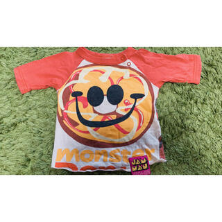 ジャム(JAM)のJAM ジャム グランドスラム グラグラ クマテンチョウ Tシャツ カットソー(Tシャツ)