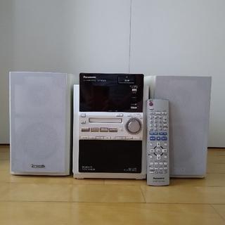 Panasonic - パナソニックSDステレオシステム コンポ