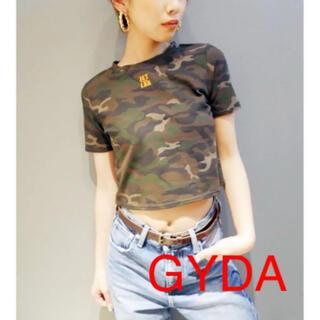 ジェイダ(GYDA)のGYDA  Tシャツ 迷彩(Tシャツ/カットソー(半袖/袖なし))