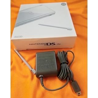 任天堂 - Nintendo DS ニンテンドーDS LITE グロスシルバー 【USED】