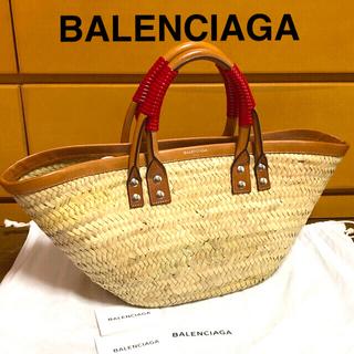 バレンシアガ(Balenciaga)の♡国内正規品♡BALENCIAGAバレンシアガ♡ビストロパニエᏚ かごバッグ♡(かごバッグ/ストローバッグ)