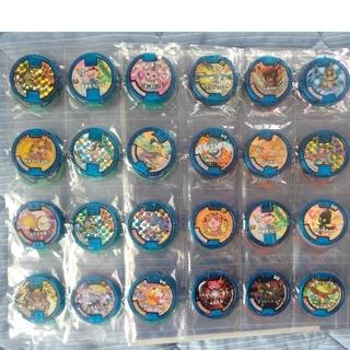 妖怪ウォッチ 妖怪メダル72枚 まとめ(キャラクターグッズ)