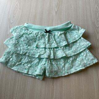 西松屋 - スカートパンツ 110cm フリル