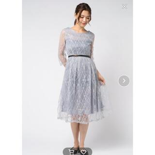 レースドレス♡(ロングドレス)